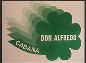 Cabaña Don Alfredo