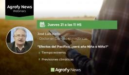 Previsiones climáticas para la campaña de trigo 2020/21