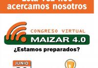 Congreso Maizar 4.0 / Congreso virtual de la cadena maicera