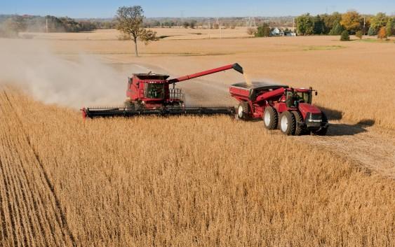 Cultivos en EE.UU
