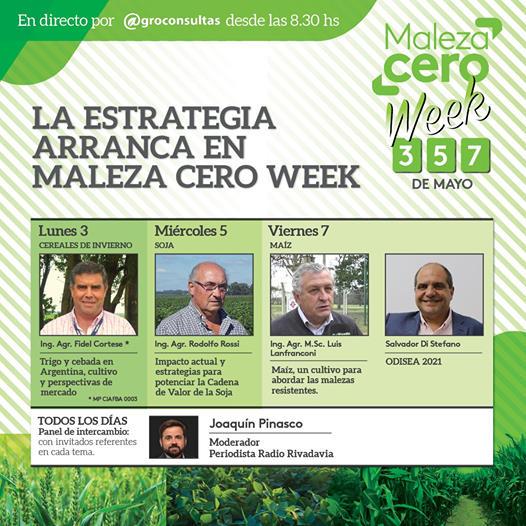 Maleza Cero Week de Adama Argentina