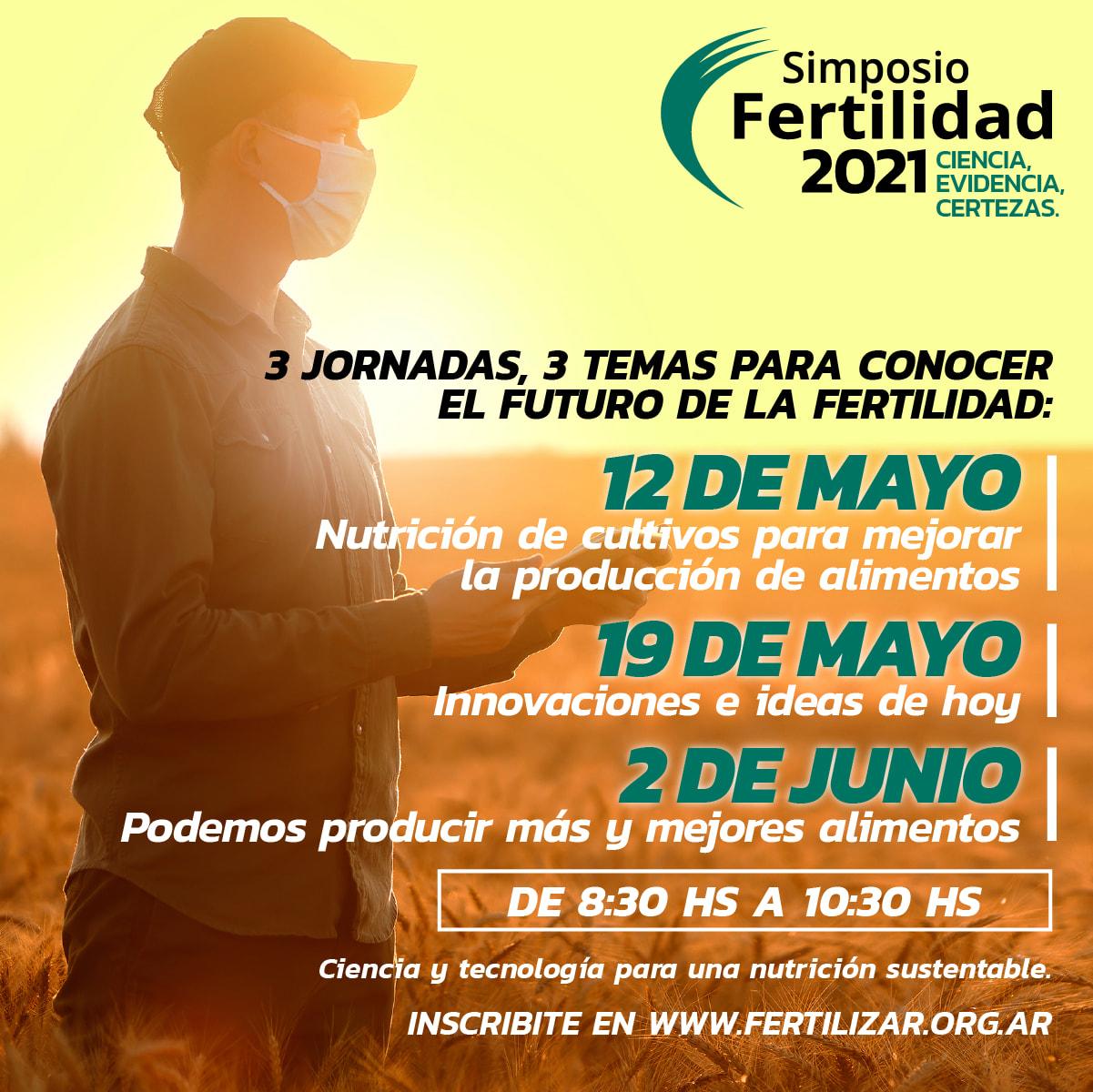 Se viene un nuevo Simposio de Fertilidad 2021 de Fertilizar Asociación Civil