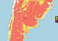 La ola de frío de Brasil, ¿llega a la Argentina?