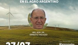 Cambio evolutivos e innovación en el agro Arg.