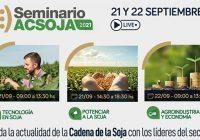 Analizarán la situación del cultivo de soja en la Argentina y el mundo