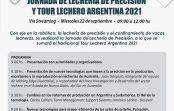 Lechería de Precisión y Tour Lechero 2021