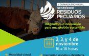 V Jornada Provincial: Gestión de Residuos Pecuarios