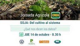Jornada Agrícola | Soja: Del cultivo al sistema